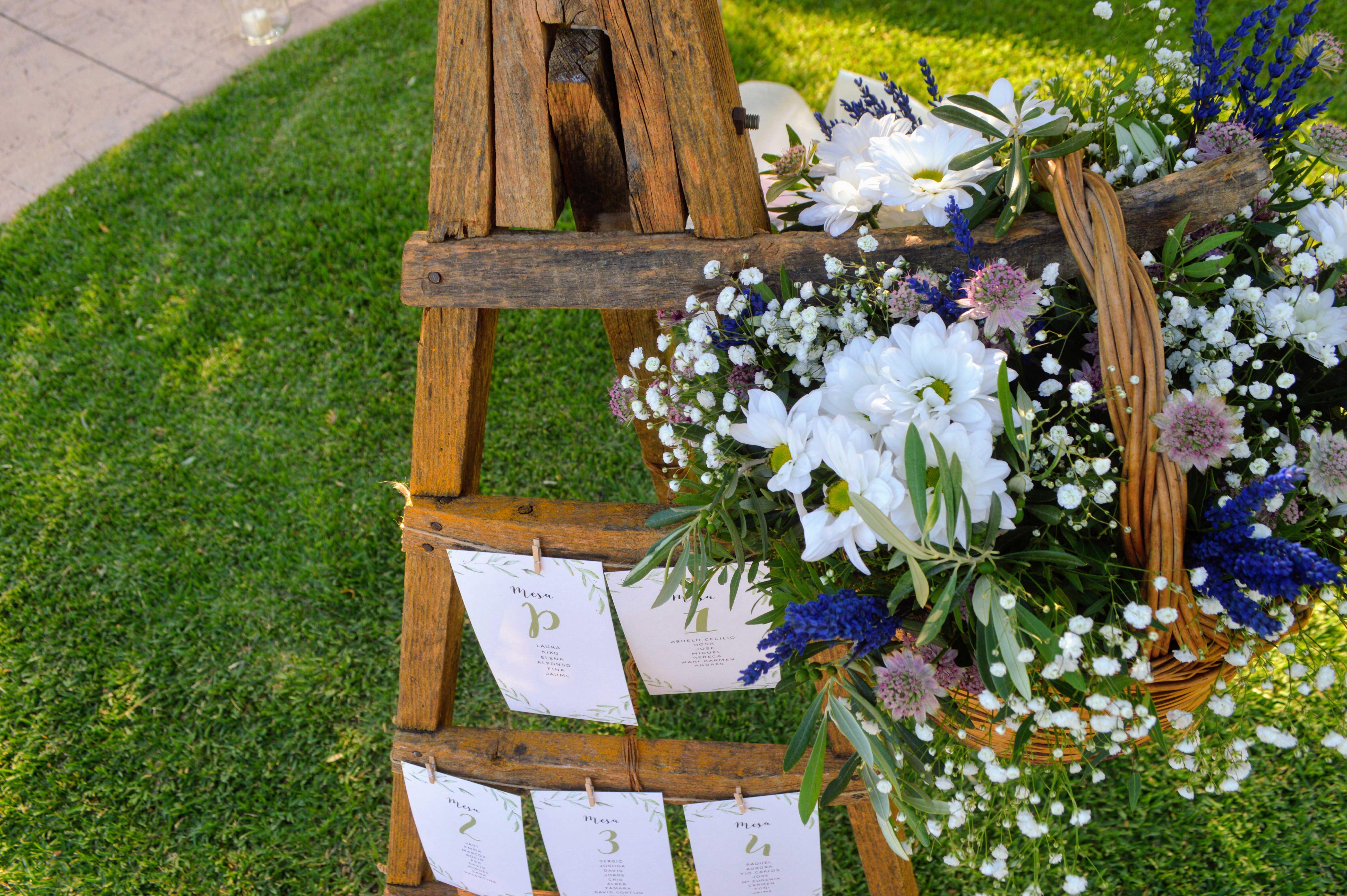 decoracion organizacion bodas