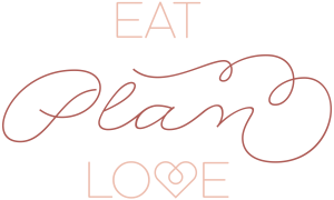Logo eat plan love