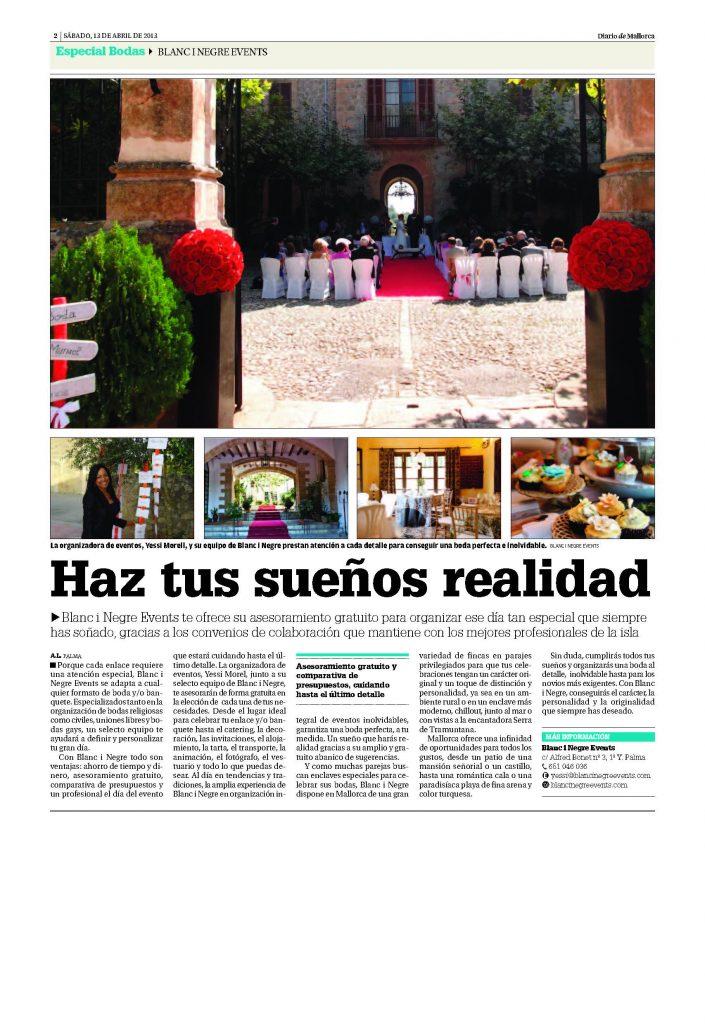 Diario de mallorca - blanc i negre events