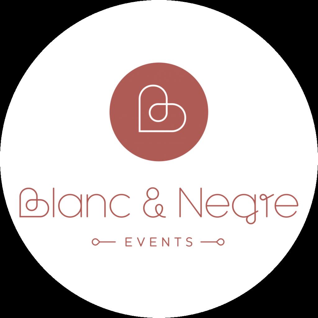 logo de blanc i negre events